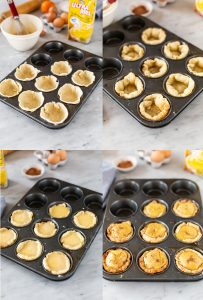 Easy custard tarts with cinnamon & orange recipe