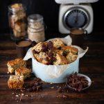 Muesli rusks with oats & raisins recipe