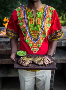 Out of an African Kitchen, the cookbook by Angama Mara