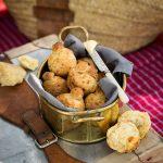 Cheesy brioche roll recipe