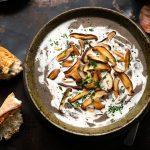 Cream of mushroom soup recipe