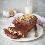 Beetroot chocolate cake with a fluffy chocolate buttercream frosting recipe