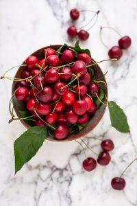 Sweet Cherry Time Cherries