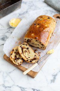 Cinnamon swirl raisin bread recipe