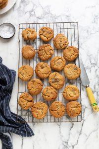 Air fryer chocolate chip cookie recipe