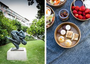 Picnics and the Belmond Mount Nelson, Cape Town, South Africa