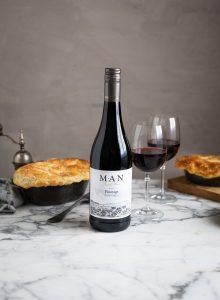MAN Family Wines Bosstok Pinotage