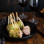 Herb crusted rack of lamb recipe