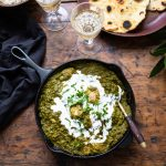 Saagwala – (chicken and spinach curry) recipe