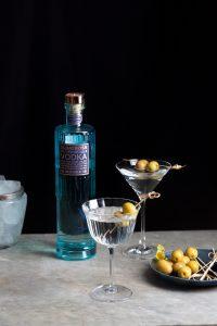 Albatross Vodka martini