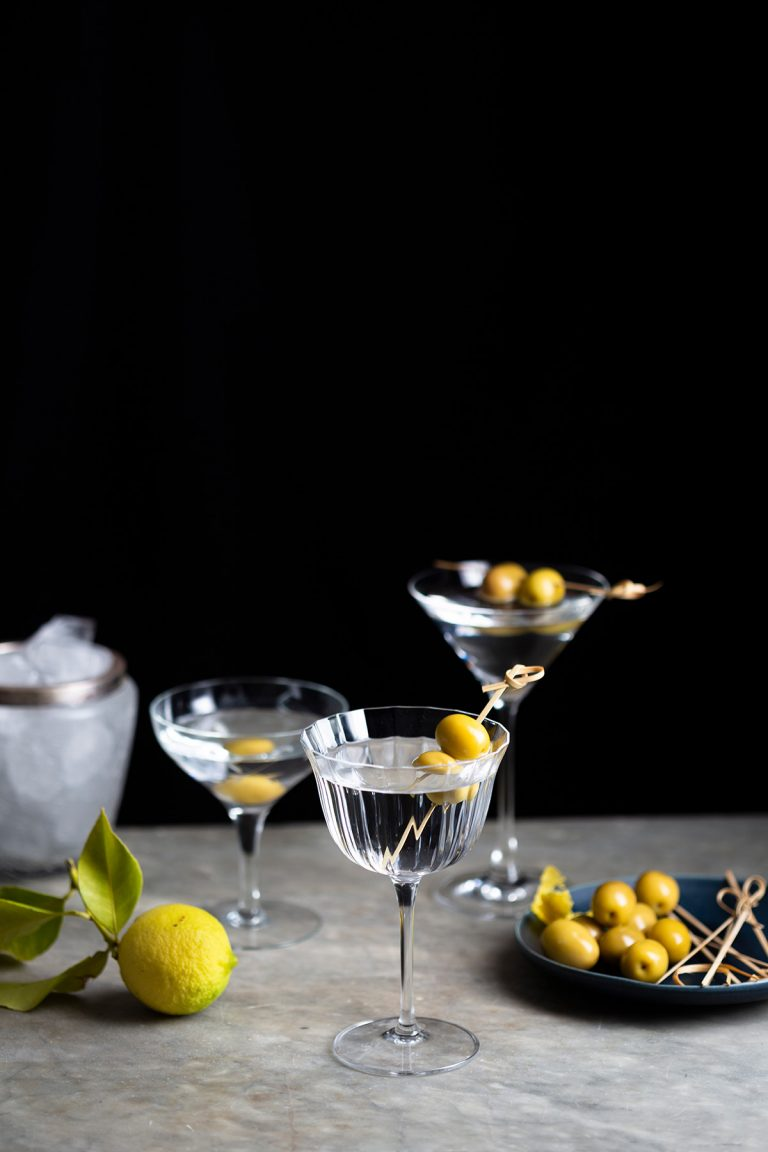 How to make the best martini