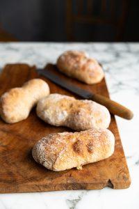 Easy ciabatta panini recipe